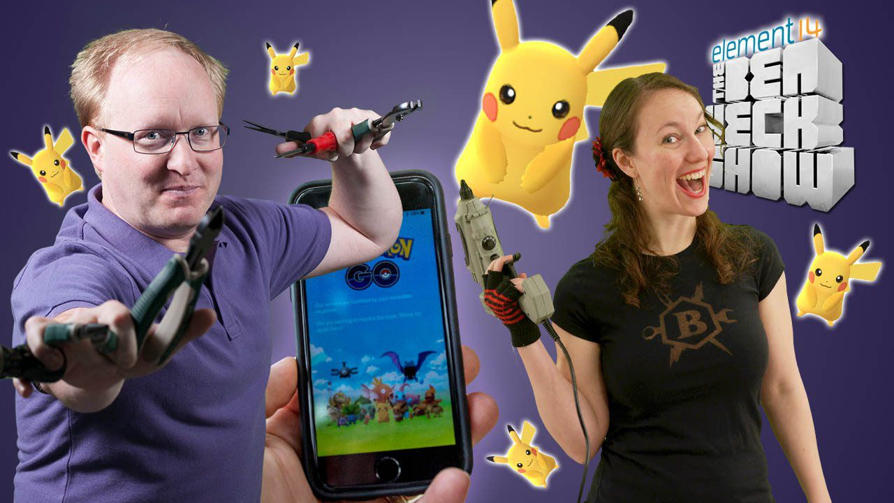 Pokémon Go: Ben Heck costruisce il survival kit definitivo