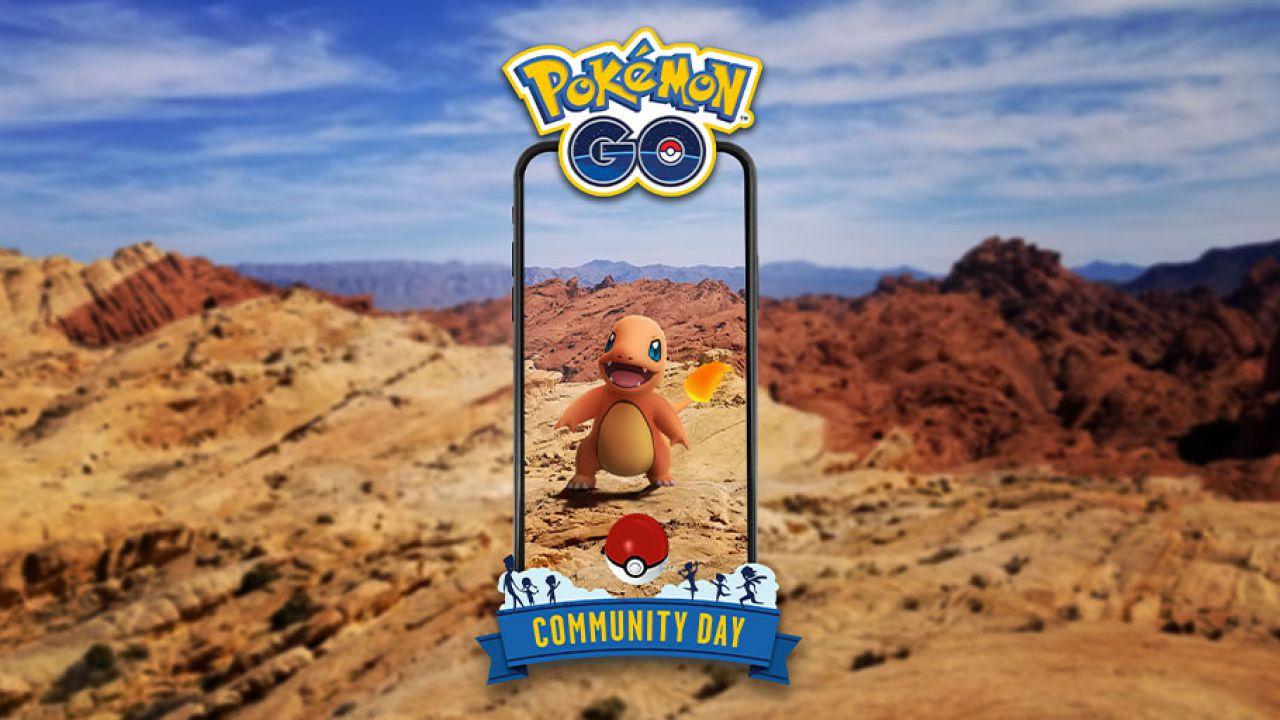 Pokémon GO Community Day di ottobre in arrivo: Charmender e tanti bonus