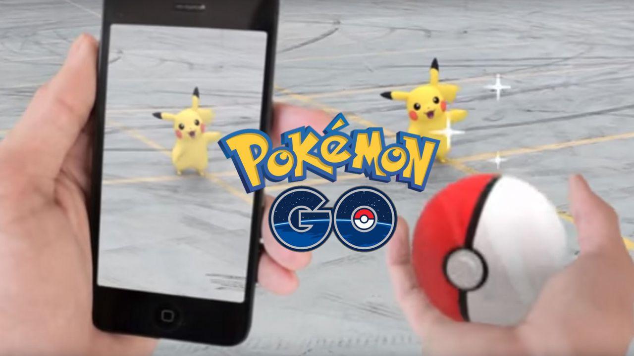 Pokemon GO disponibile su iOS e Android
