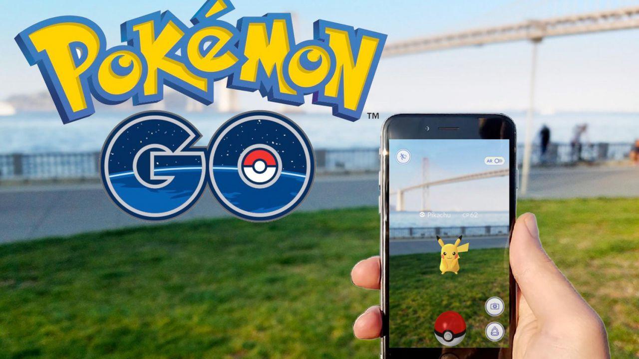Pokémon GO si aggiorna alla versione 0.37