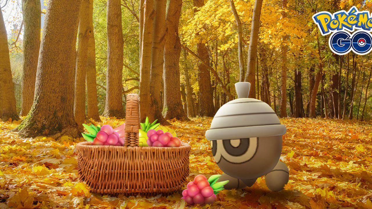 Pokémon GO festeggia l'autunno: da Vulpix cromatico a nuove creature, tutti i bonus