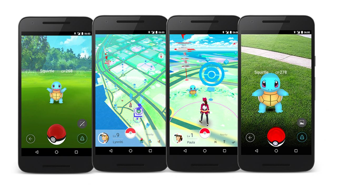 Pokemon GO è finalmente disponibile in Italia