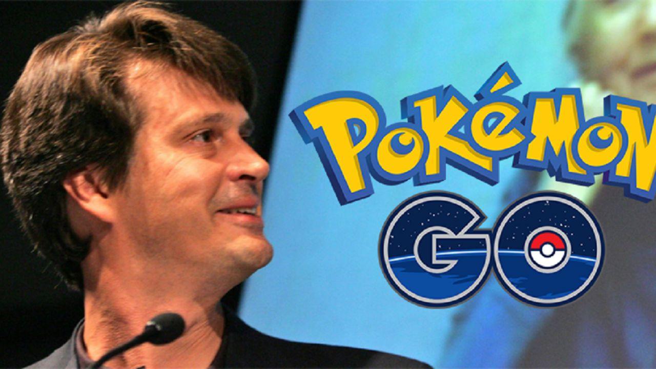 Pokemon GO: hackerato l'account Twitter del CEO di Niantic