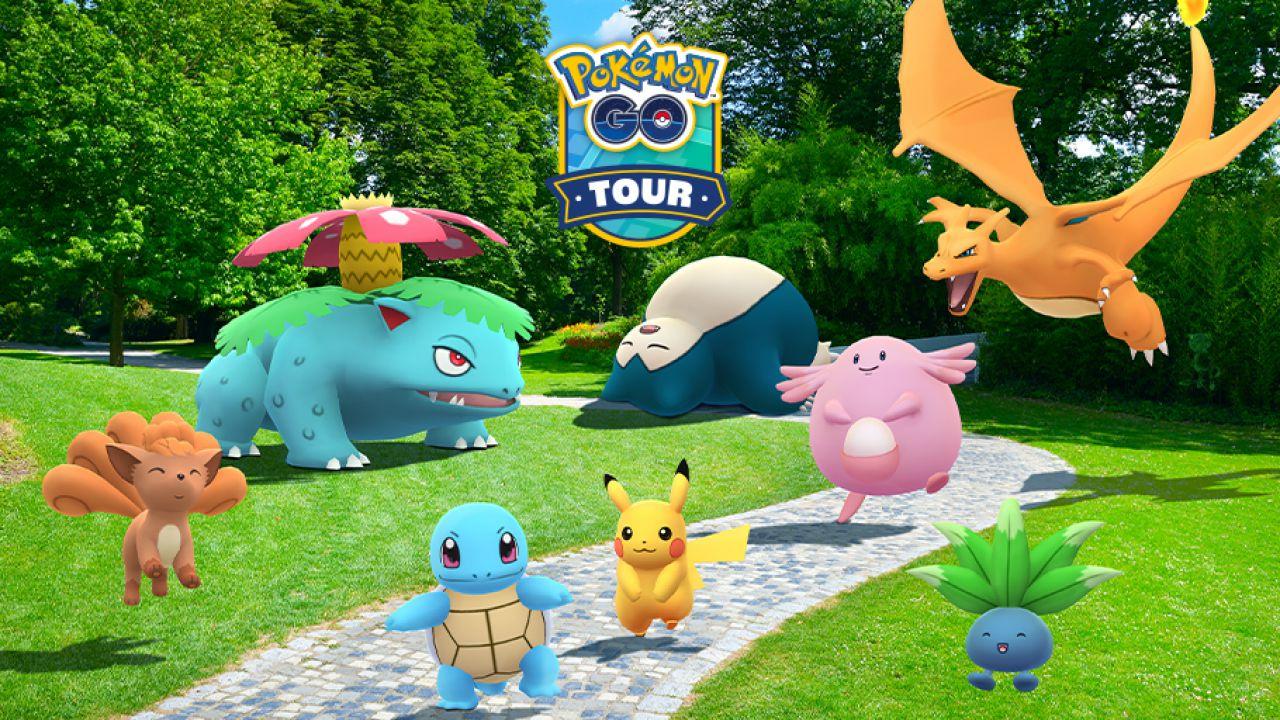 Pokémon GO, è iniziato il Tour di Kanto! Tutti i contenuti gratis e a pagamento