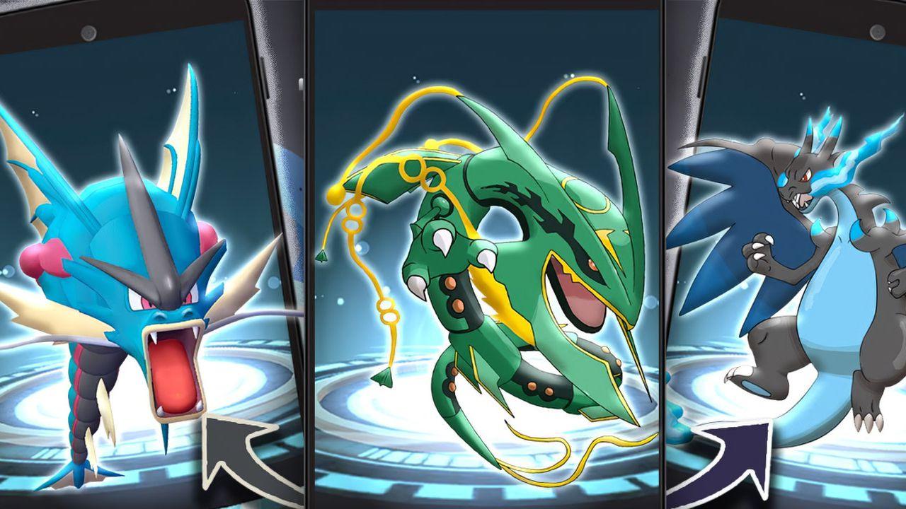 Pokemon GO: un leak annuncia l'arrivo imminente delle Megaevoluzioni?