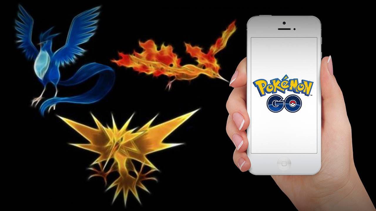 Pokemon GO: Niantic svela il mistero dei Pokemon Leggendari