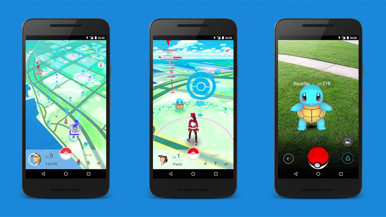 Pokemon GO: il nuovo aggiornamento risolve i problemi di sicurezza con Google