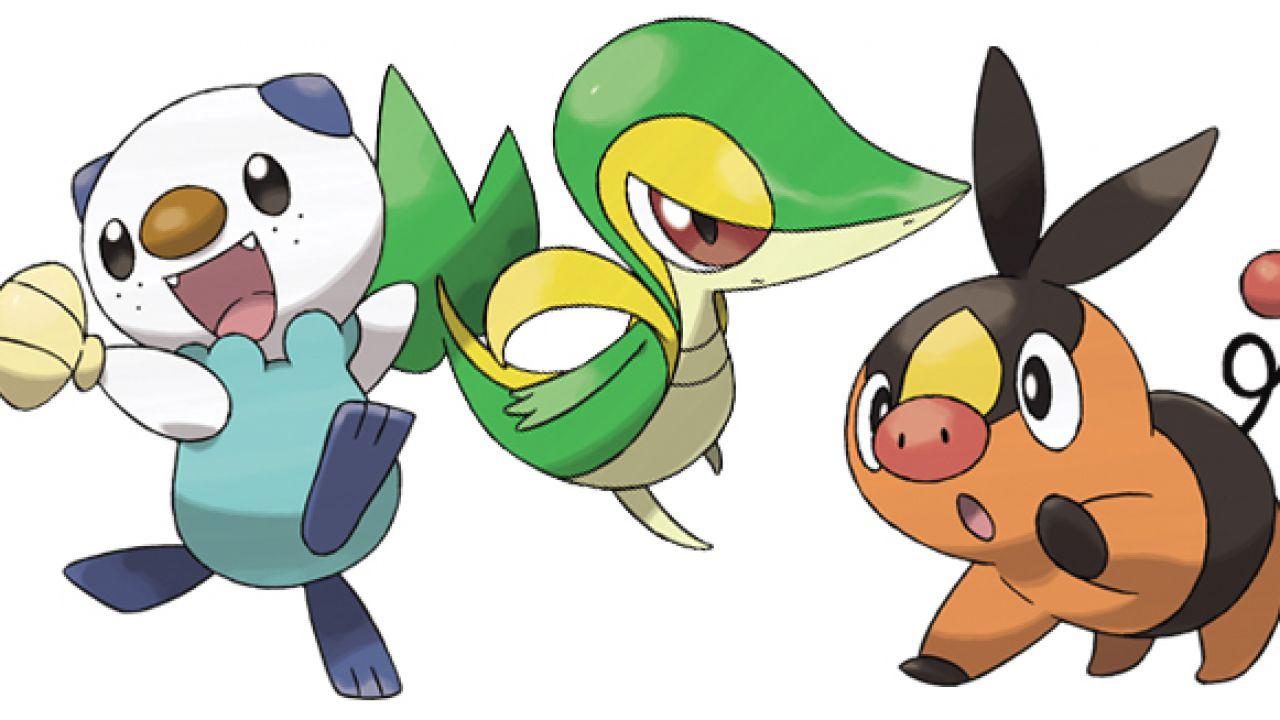 newest fbd02 d4ad7 Pokémon GO: statistiche e mosse di tutti i Pokémon di quinta ...