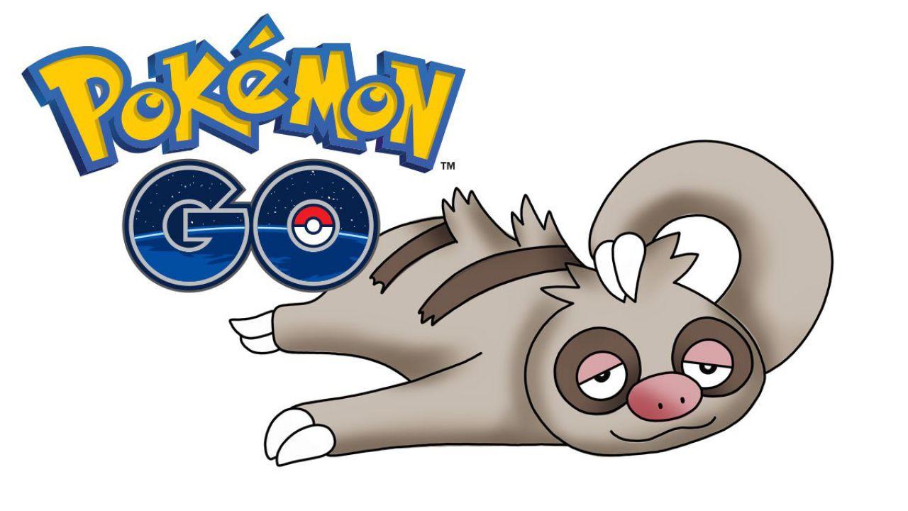 best service 6d250 d9437 Pokémon GO: torna il Community Day di Slakoth, ecco tutti i ...
