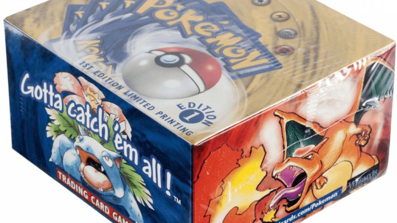 Pokémon: guardate questo set di carte venduto alla cifra mostruosa di 337mila dollari