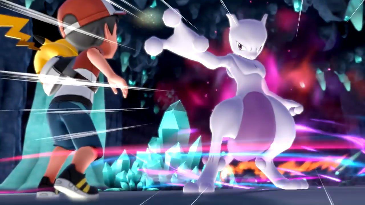 Pokémon Let's Go Pikachu e Eevee: la distribuzione di MewTwo sta per iniziare in Europa