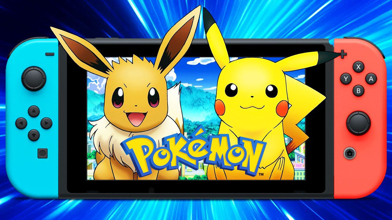 Pokemon Let's Go Pikachu/Let's Go Evee a quota 10 milioni di copie distribuite