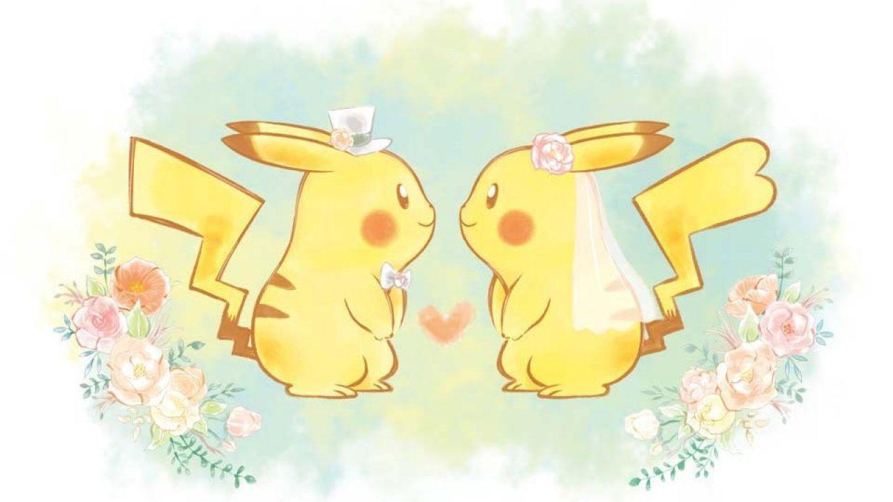 Pokémon: ecco i nuovi gioielli a tema per un matrimonio da allenatori