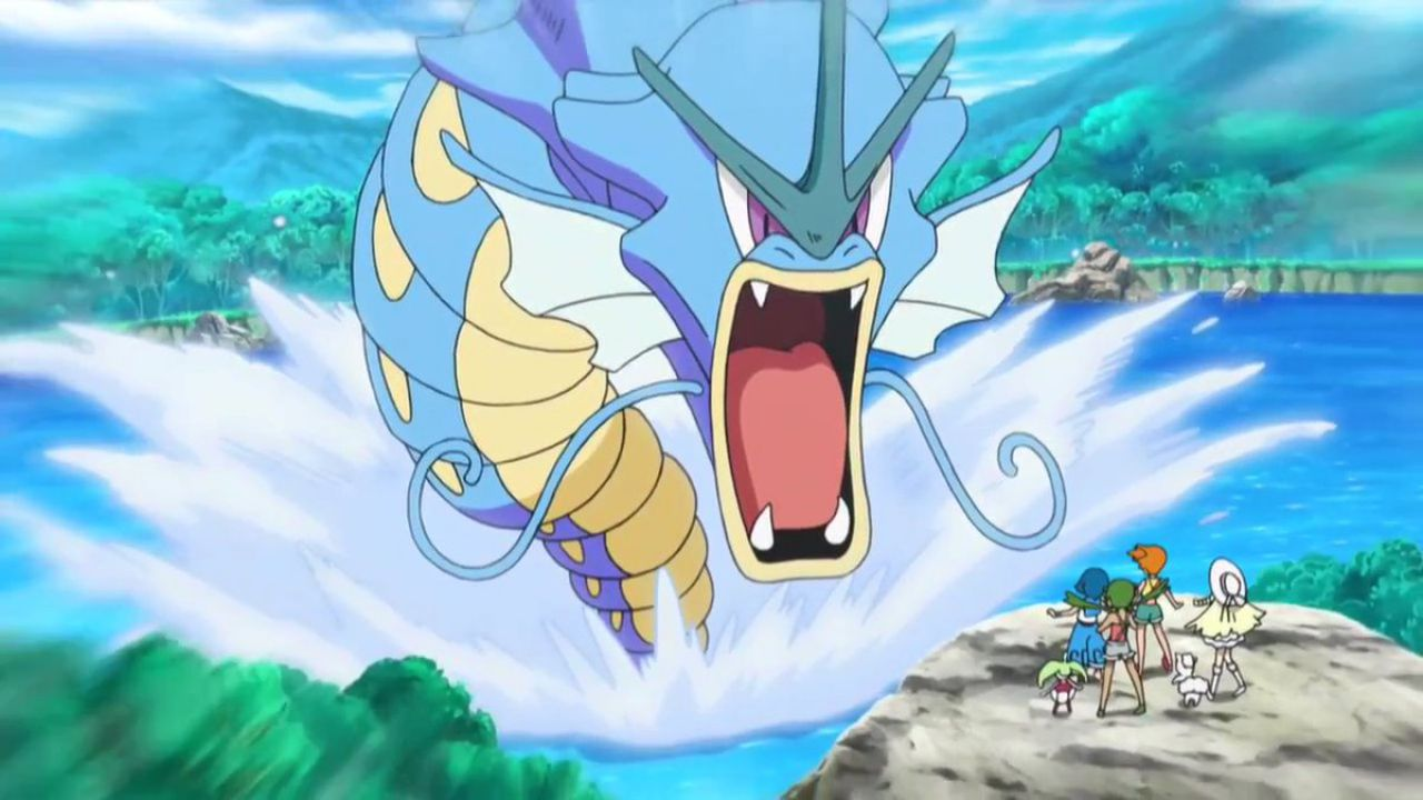 Pokémon: le origini di Gyarados radicate in un affascinante proverbio