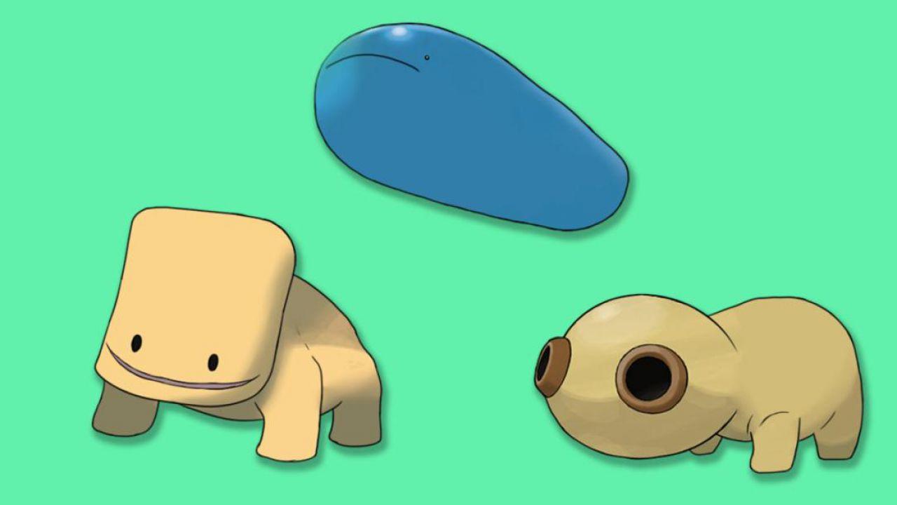 Pokémon senza pelle e peli: le inquietanti immagini spopolano sul web