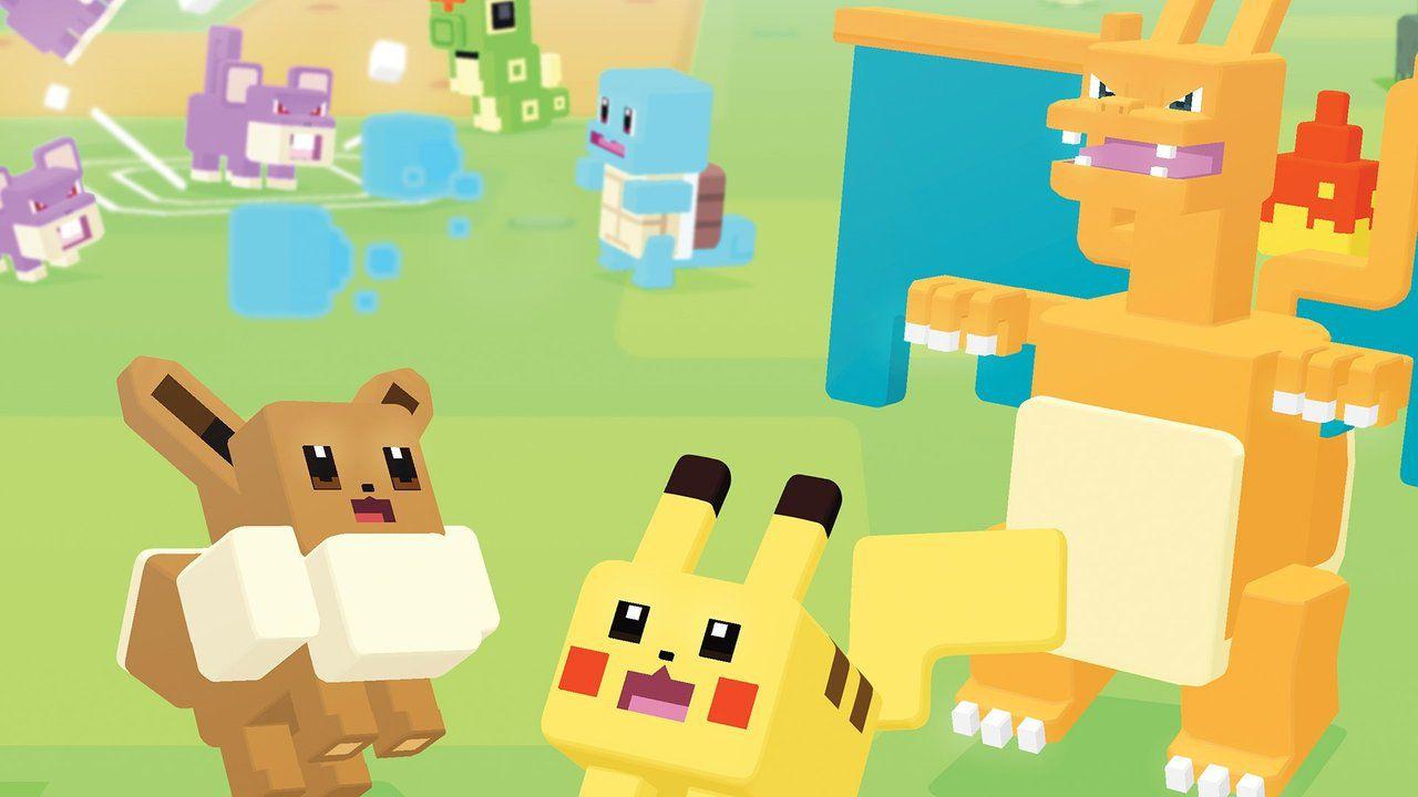 Pokemon Quest: i salvataggi della versione Switch non possono essere importati su mobile