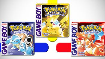 Pokemon Rosso, Blu e Giallo fanno il loro arrivo sulla Virtual Console per 3DS