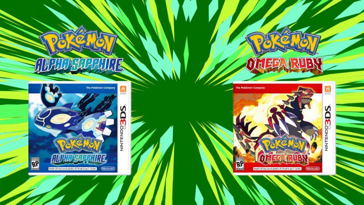 Pokemon Rubino Omega e Zaffiro Alpha: vendute oltre tre milioni di copie in tutto il mondo