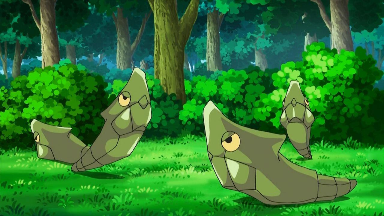 Pokémon: un sacco a pelo a forma di Metapod ottimo per oziare