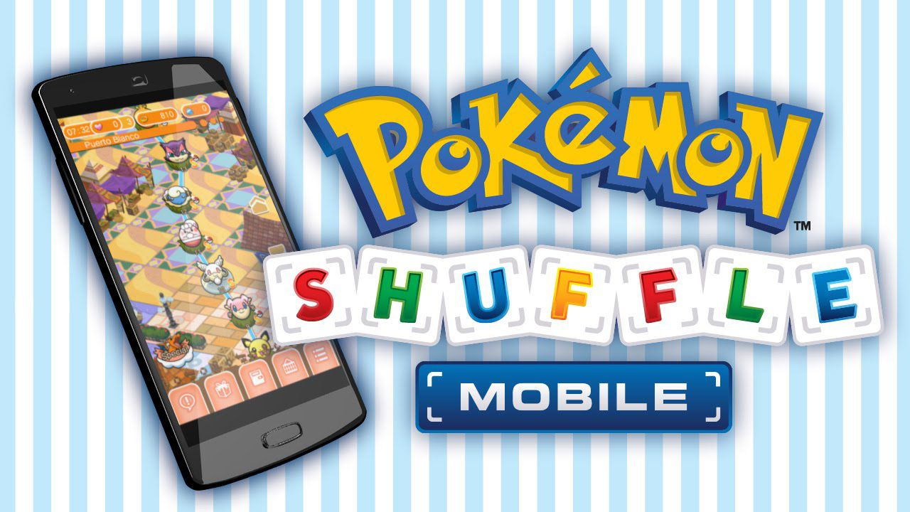 Pokemon Shuffle Mobile disponibile su App Store e Google Play