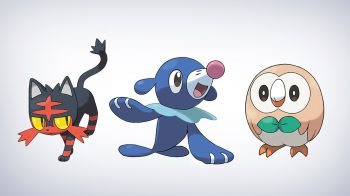 Pokémon Sole e Luna: le evoluzioni dei tre Starter nel nuovo trailer
