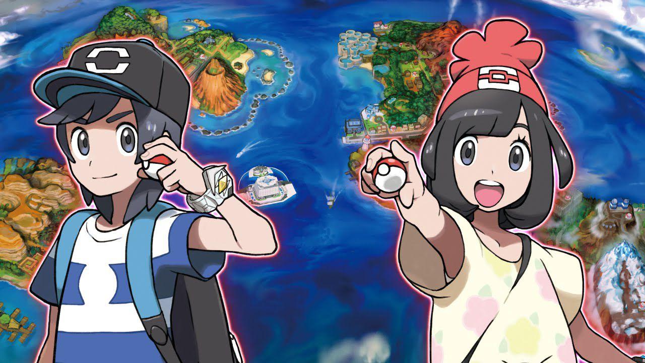 Pokemon Sole e Luna: nuove notizie in arrivo il primo agosto