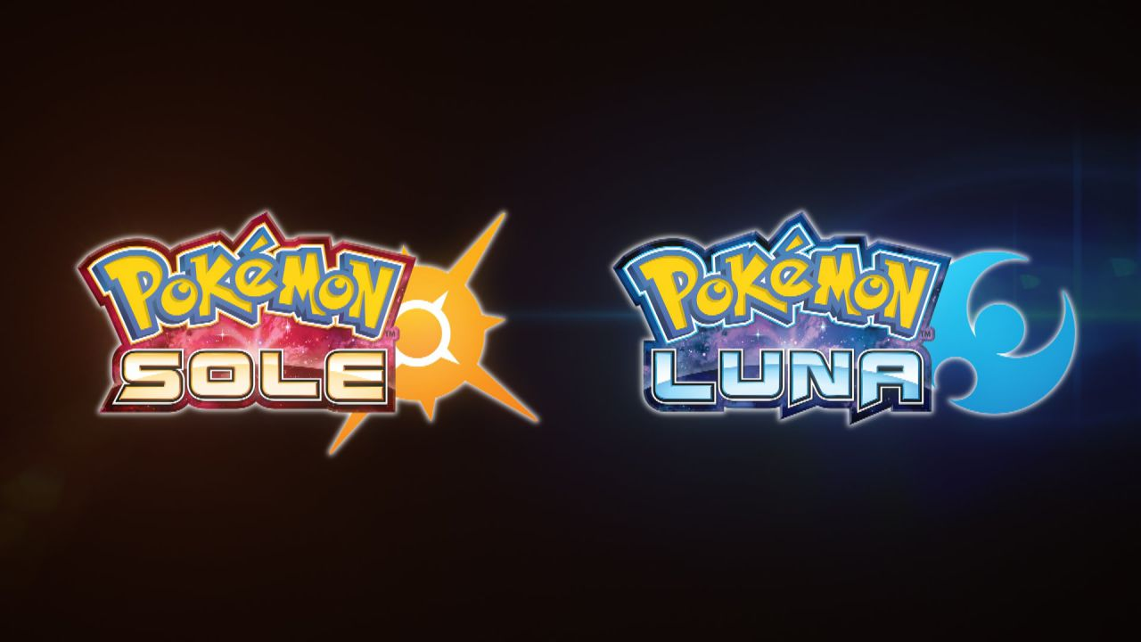 Pokemon Sole e Luna: primo trailer e data di uscita