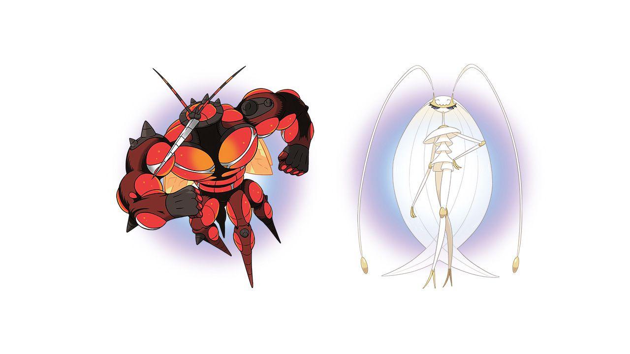 Pokémon Sole e Luna: svelate due nuove 'Ultra Bestie'