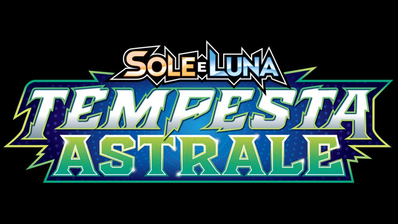 Pokemon Sole e Luna TCG: l'espansione Tempesta Astrale arriva ad agosto in Italia!