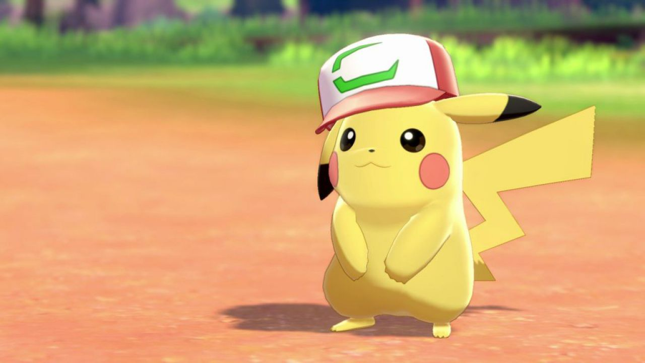 Pokémon Spada e Scudo: come ottenere gratis lo speciale Pikachu con cappello di Ash