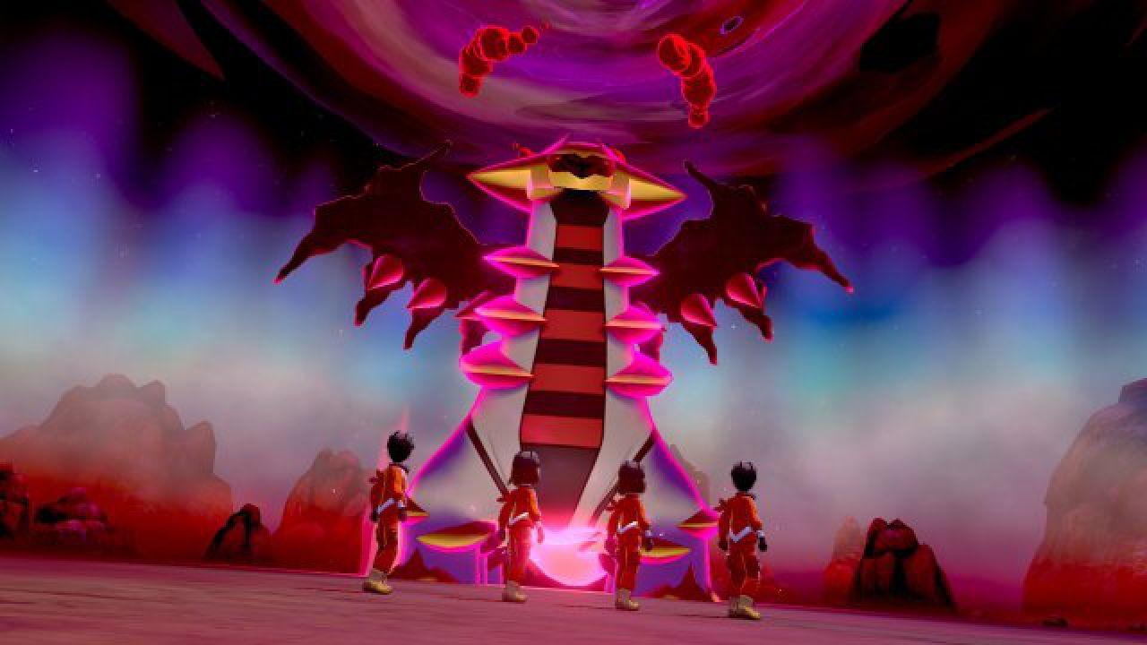 Pokemon Spada e Scudo: dettagli sulle Avventure Dynamax delle Terre Innevate della Corona