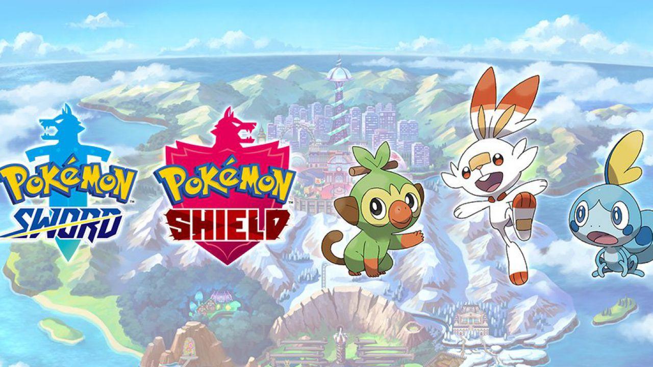 cheaper 1ea17 4e811 Pokemon Spada e Scudo: tutti i dettagli sulla Regione di ...