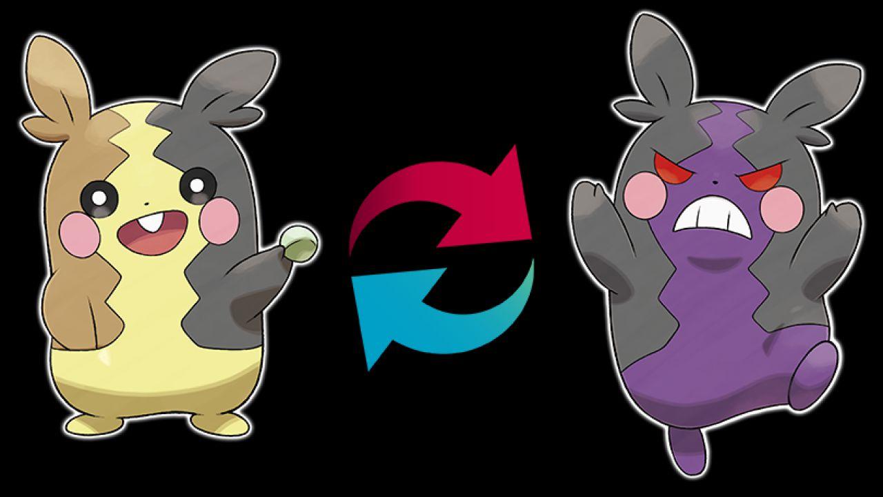 Pokemon Spada e Scudo: Morpeko diventa un morbido peluche reversibile!