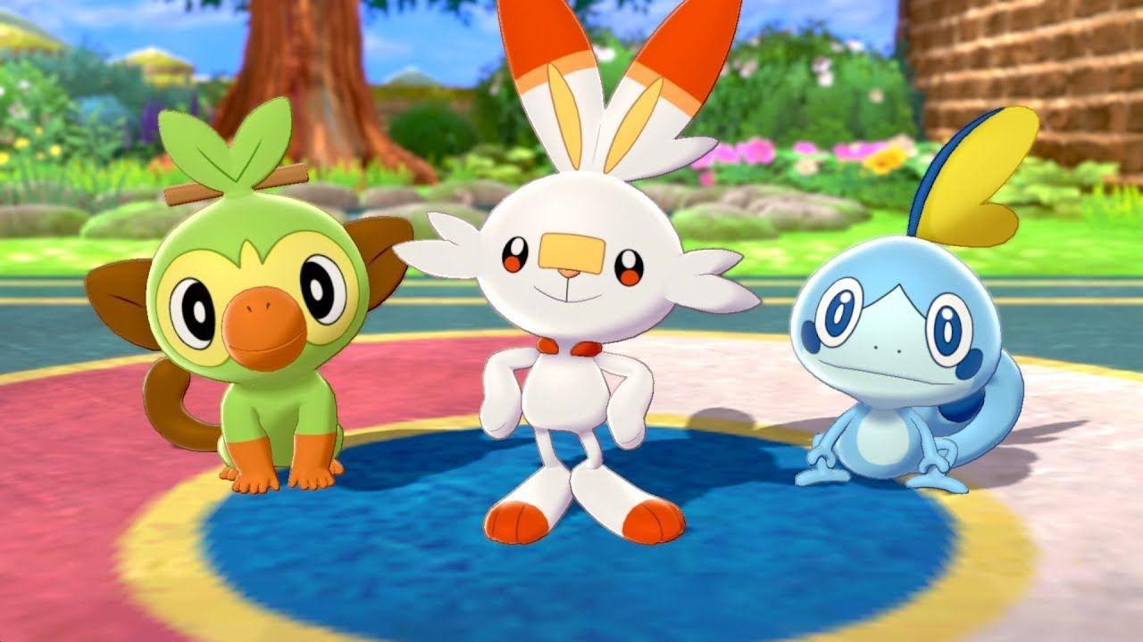 Risultati immagini per pokemon spada e scudo