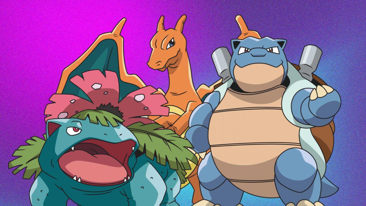 Pokémon: gli starter diventano allenatori in queste illustrazioni