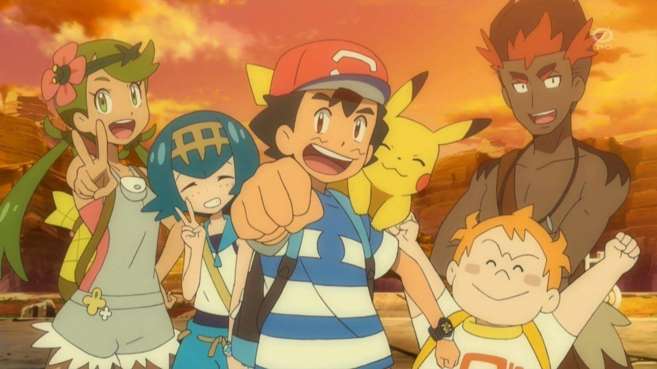 Pokemon Sun and Moon: arriva l'ultima ending della serie?