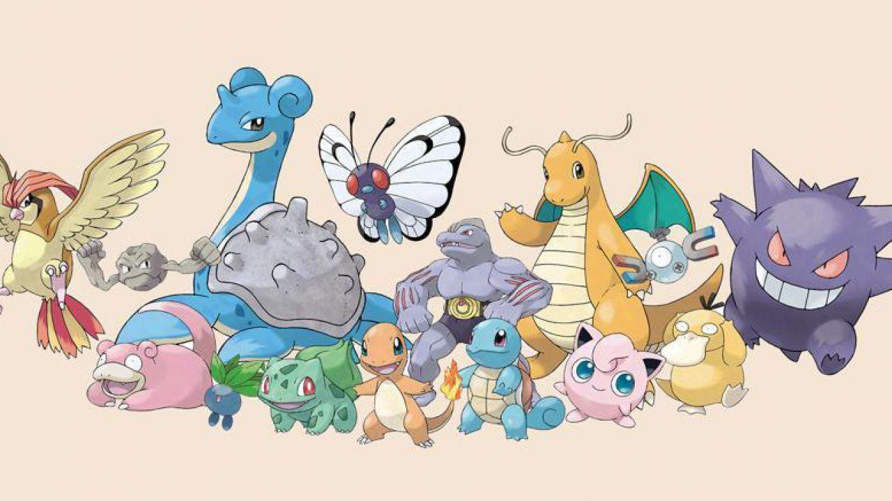 Pokémon: svelata un'anteprima della nuova giacca di Levi's