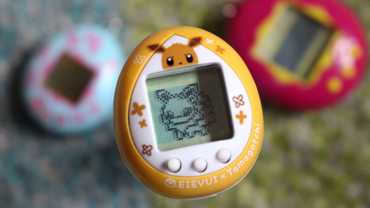 Pokemon: il Tamagotchi di Eevee è ora disponibile in Giappone