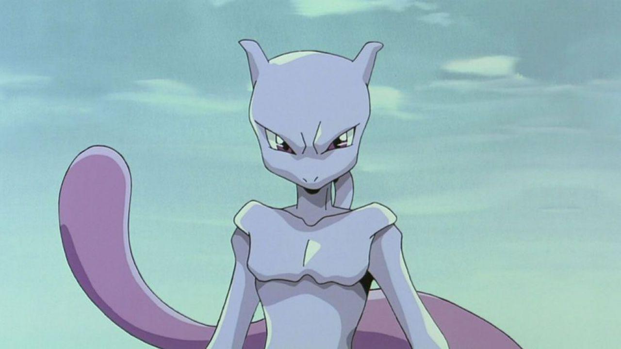 Pokémon - The Movie: Mewtwo Strikes Back Evolution, ecco la locandina  ufficiale