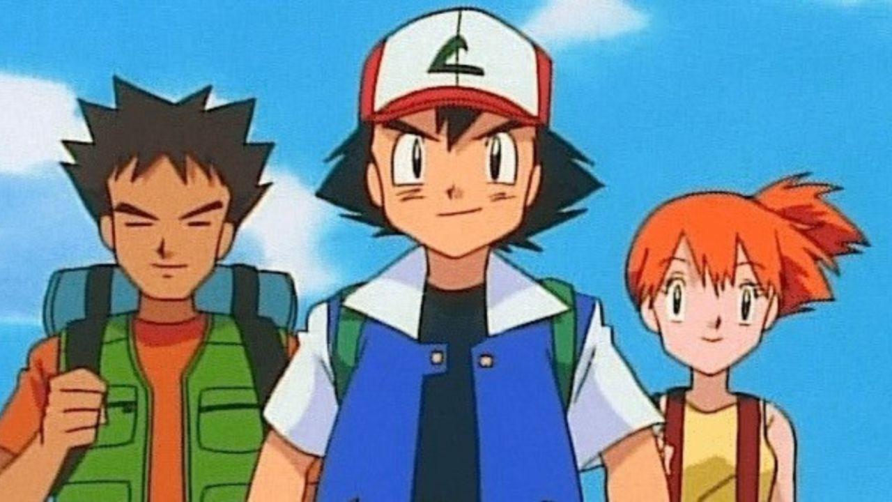 Pokémon: quali sono i veri nomi di Ash, Misty e Brock?