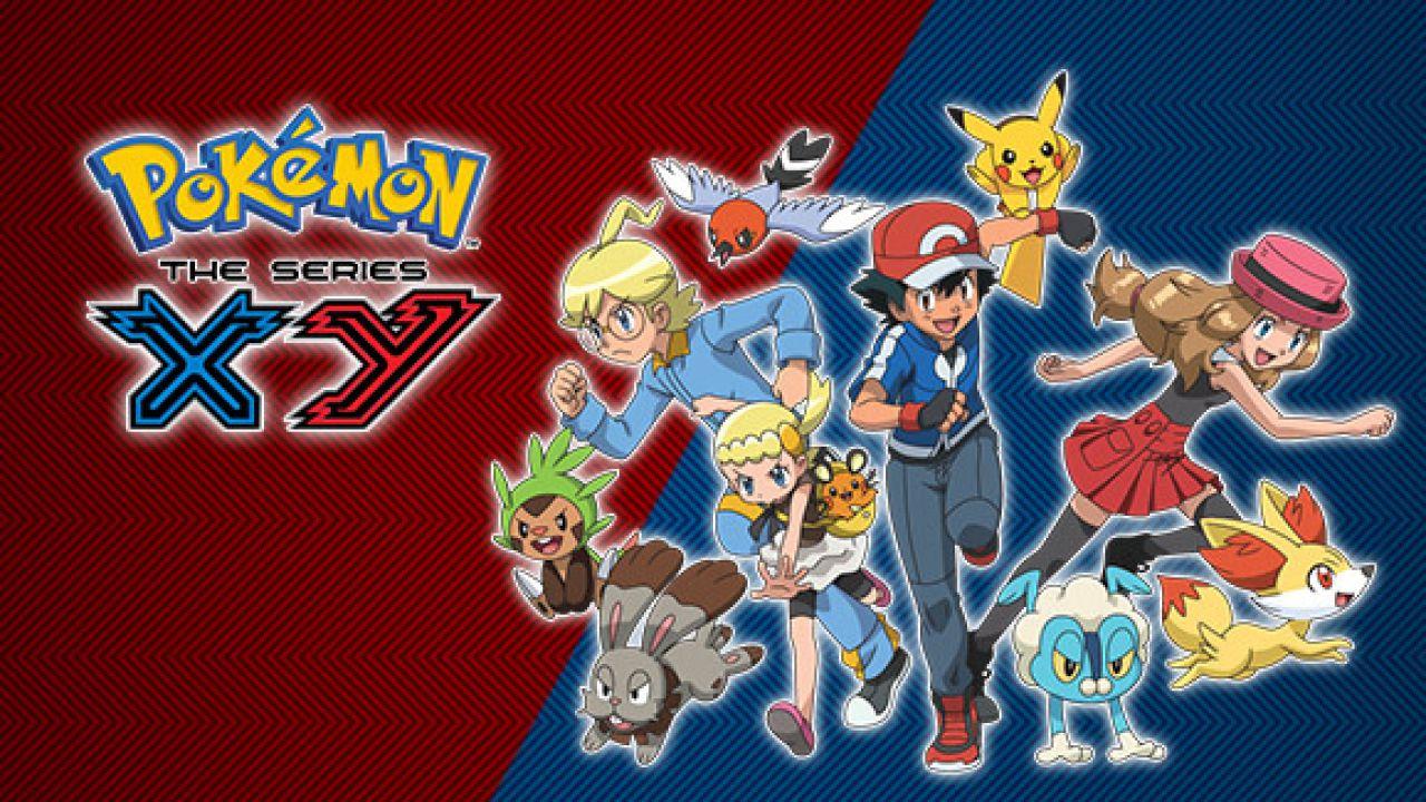 Pokémon XY: Esplorazioni a Kalos è ora visibile gratuitamente e con il doppiaggio italiano