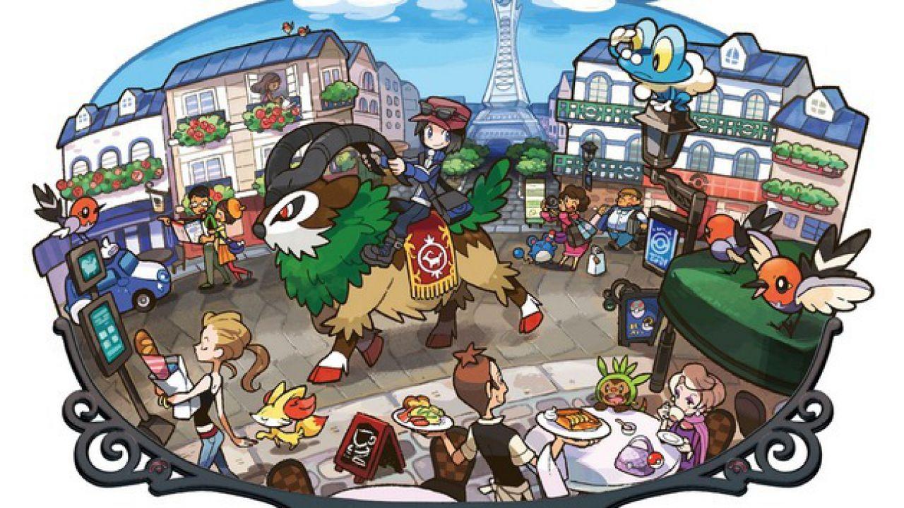 Pokemon XY: la serie TV in onda dal 23 aprile