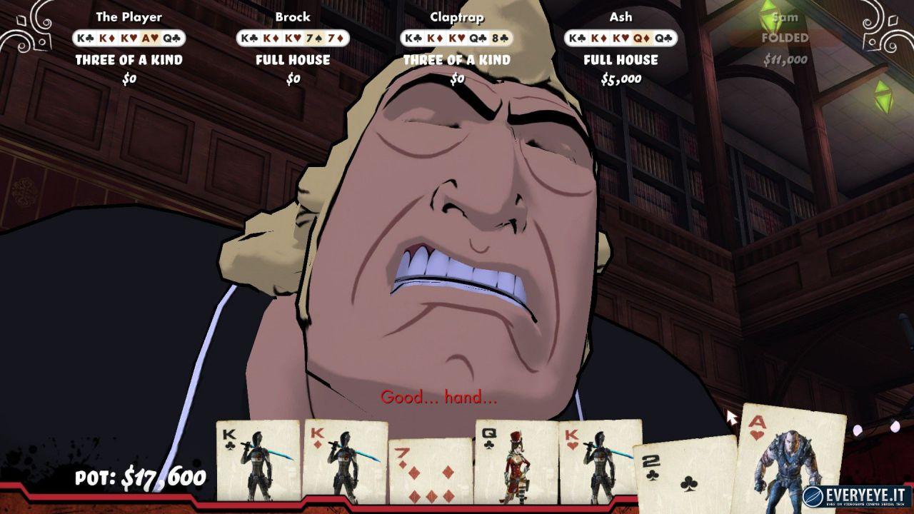Poker Night 2 in arrivo su PlayStation 3