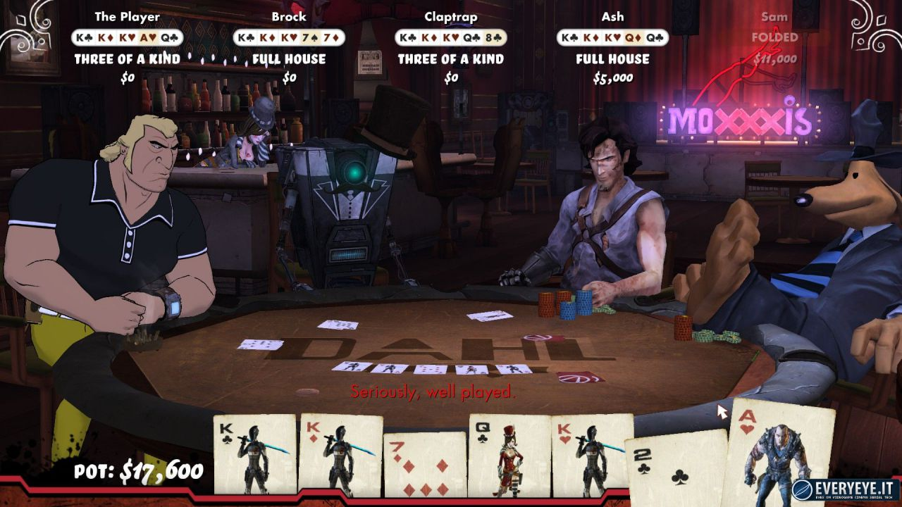 Poker Night 2 in arrivo sul PSN Europeo il 1 maggio?