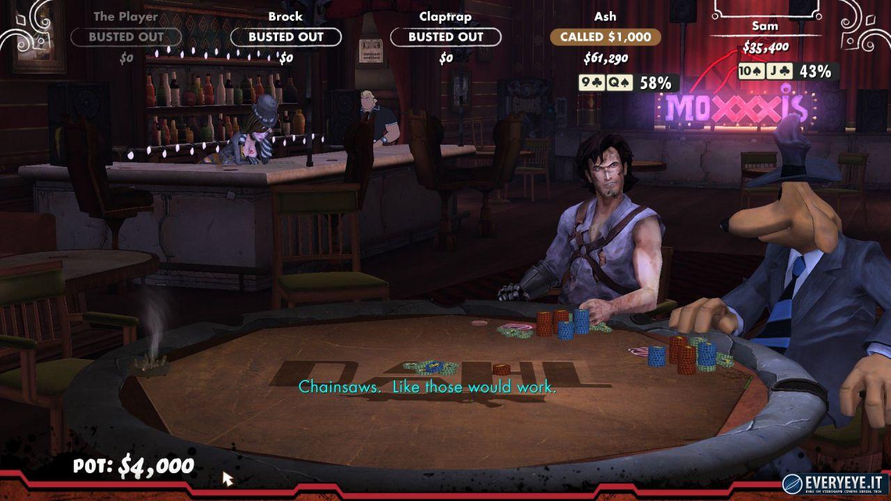 Poker Night 2 ora disponibile anche su dispositivi iOS
