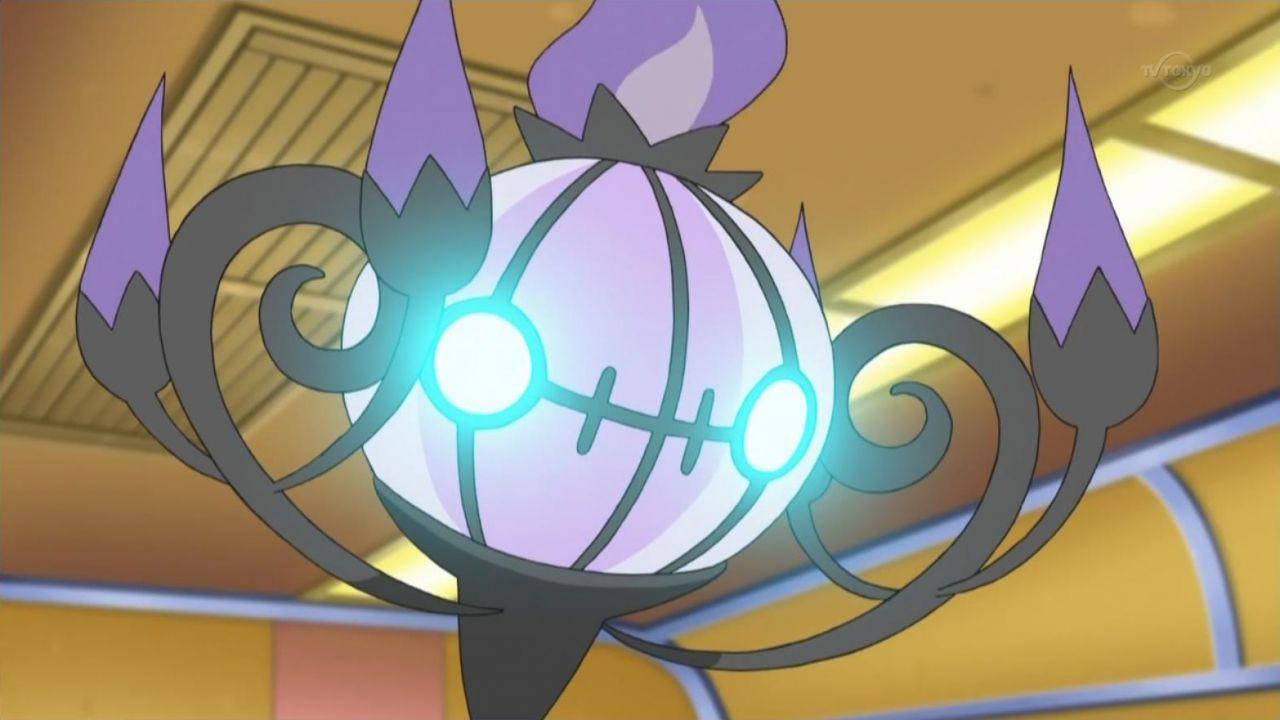 Pokken Tournament: Chandelure si aggiunge al roster