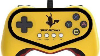 Pokken Tournament: in Giappone verrà commercializzato un controller dedicato a Pikachu