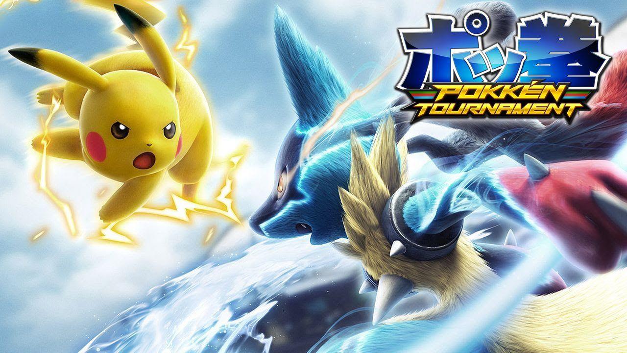 Pokken Tournament: svelati tre nuovi personaggi