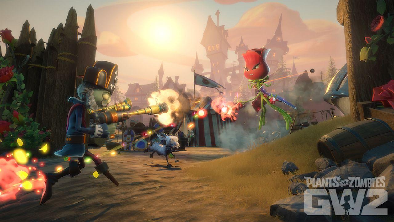 PopCap vi farà diventare ancora più pazzi con Plants vs Zombies Garden Warfare 2