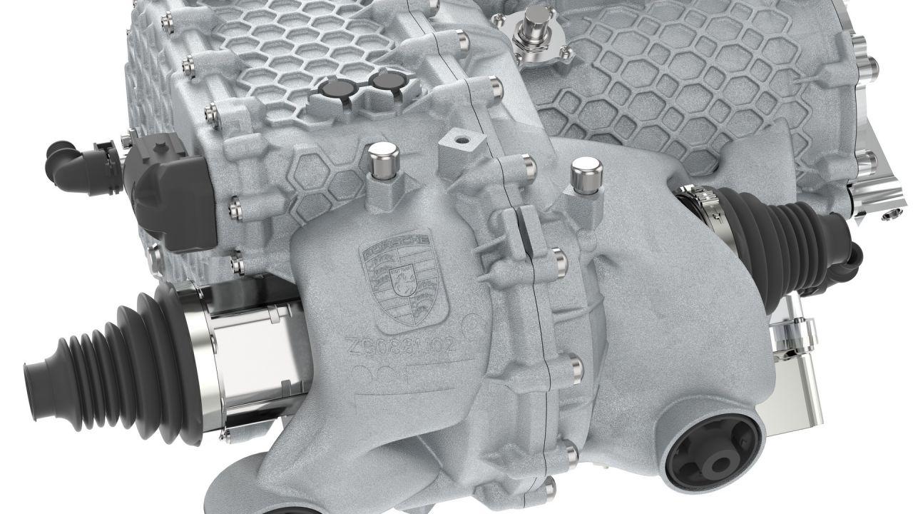 Porsche avvia la produzione con stampa 3D, e i risultati sono notevoli